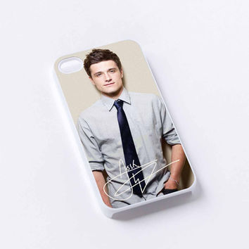 josh hutcherson cool iPhone 4/4S, 5/5S, 5C,6,6plus,and Samsung s3,s4,s5,s6