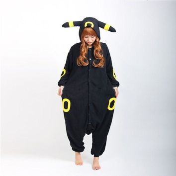 Kigurumi Unisex Adult Long Sleeve Hooded Anime Onesuit Pajamas Sleepwear