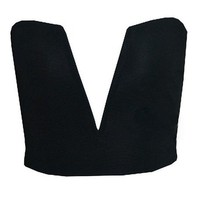 New Sexy Deep V Plunge Bustier Bra Bralette Corset Bodycon Club Tank Crop Top