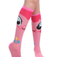 My Little Pony Pinkie Pie Knee-High Socks | Hot Topic