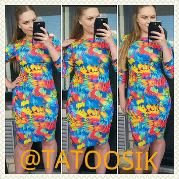 "Bodycon ""MANIA"" Dress"