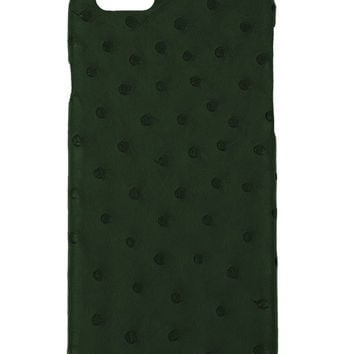 IPhone 6 Case Ostrich Green