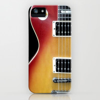 Les Paul iPhone & iPod Case by Brian Raggatt | Society6