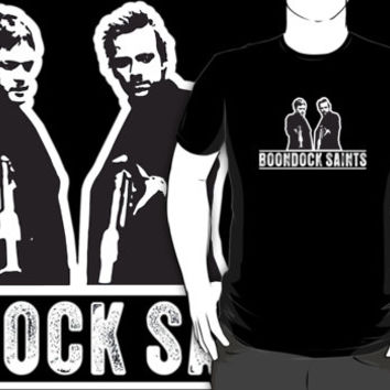 #na BOONDOCK SAINTS black t-shirt
