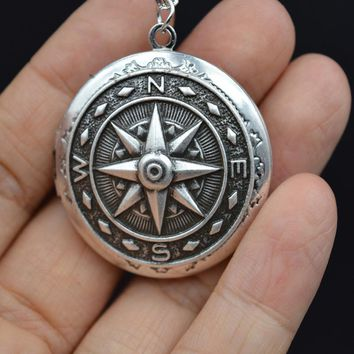 7 Seas Locket Pendant