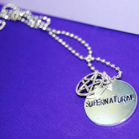Supernatural Aluminum Necklace
