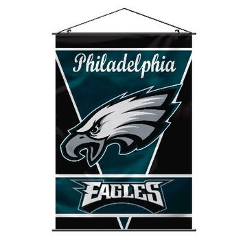 Philadelphia Eagles Wall Banner