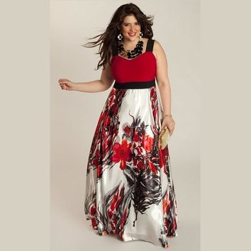 sexy dress vestidos vestido de festa dresses maxi cheap clothes china long women balck ropa mujer roupas 5xl party summer print