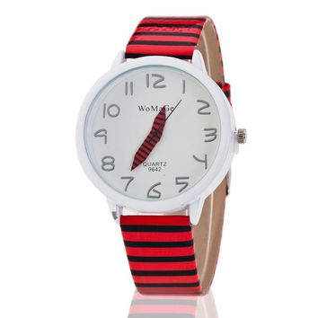 Kids Watches Fashion Girls Lovely Student Watch +Gift Box