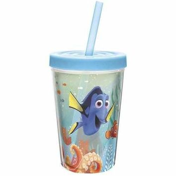 Finding Dory 13oz Double Wall Straw Tumbler