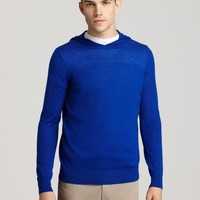 Vince Featherweight Cashmere Hoodie | Bloomingdale's