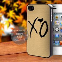 The Weekend Drake Ovo XO Golden case for iPhone 5/5s/5c/4/4s/6/6+,iPod 4th 5th,Samsung Galaxy S3/S4/S5,Note 2/3,HTC One,LG Nexus