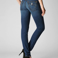 "True Religion Brand Jeans Mobile - ;WOMENS ""ORIGINALS"" JULIE LOW RISE SKINNY JEAN"