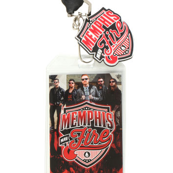 Memphis May Fire Logos Lanyard