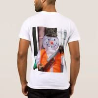 Frosty's packing heat! T-Shirt