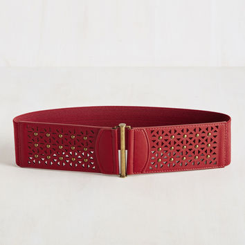 To Top It Off Belt | Mod Retro Vintage Belts | ModCloth.com