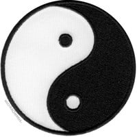 Yin Yang Patch on Sale for $2.99 at HippieShop.com