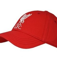 Liverpool FC - Authentic EPL Baseball Cap Red
