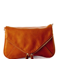 Gramercy Hidden Zipper Flap Crossbody