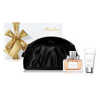 Miss Dior Holiday Plisse Pouch Set