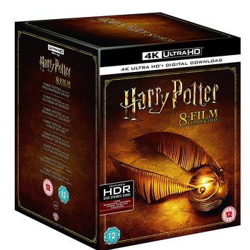 Harry Potter 8 Film Collection 4K Ultra HD + Blu Ray / Import / Box Set: Amazon.es: Cine y Series TV