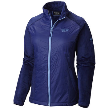 Mountain Hardwear Pyxis Hybrid Jacket - Women's