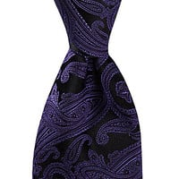 Murano Pillow Paisley Silk Tie