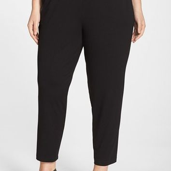 Eileen fisher plus size ankle pants