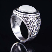 Womens Mens Turkey Style Silver Ring New Hot Handmade Womens Love Ring Lady Fashion Casual Jewelry Unique Best Gift Fashion Accessories Drop Shipping Girl Rings-61