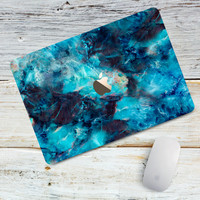 Marble Macbook Pro case Cracked Stone Marble Macbook 12 Macbook Air 11 Blue Marble Macbook Air 13 Mac Pro Retina case Pro Touch Bar case