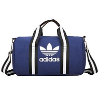 Adidas Casual Gym Sport Satchel Crossbody Handbag Travel Luggage Bag