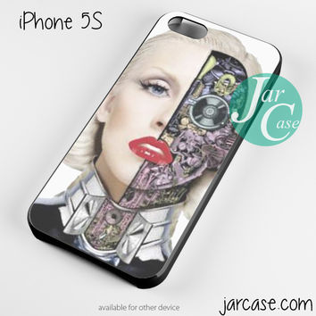 Christina Aguilera Bionic Phone case for iPhone 4/4s/5/5c/5s/6/6 plus
