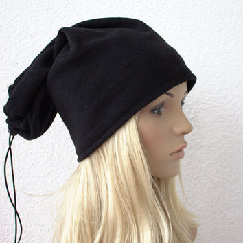 Fleece Hat, Fleece Neckwarmer, 2 in 1,