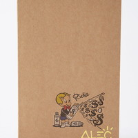 Alec Monopoly x Forever 21 Richie Rich Notebook