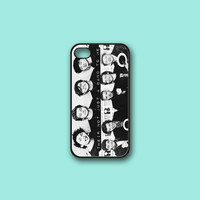 5 Seconds Of Summer And One Direction - Print on hard cover for iPhone case and Samsung Galaxy case