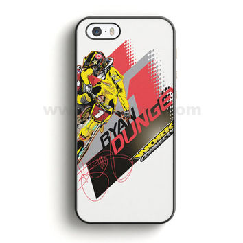 Ryan Dungey 5 Ktm Motocross Fox Team iPhone SE Case  | Aneend.com