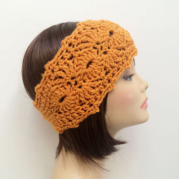 Shop Free Crochet Ear Warmer Headband On Wanelo