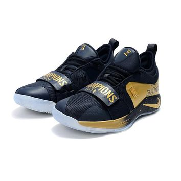 "PlayStation x Nike PG 2.5 ""Black Gold Champions"" - Best Deal Online"