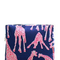 Giraffe Cosmetic Bag