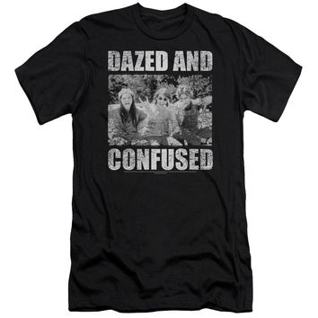Dazed And Confused - Rock On Short Sleeve Adult 30/1