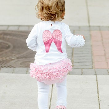 Sale Ruffle Butts Long Sleeved So Blessed Tee