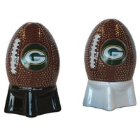 Green Bay Packers Salt & Pepper Shaker Set (Pkr Team)