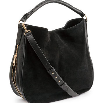 H&M Bag with Suede Details $59.99