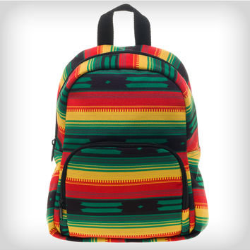 Rasta Stash Backpack