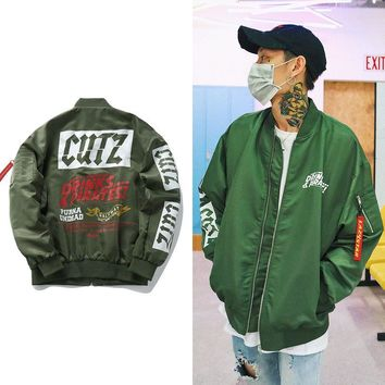 Hot Deal Sports On Sale Jacket Casual Baseball [272617603101]