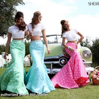 Sherri Hill 32226 Sherri Hill Dollys Boutique 2014 Designer Prom Dresses