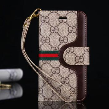 Perfect Gucci Phone Cover Case For  iphone 6 6s 6plus 6s-plus 7 7plus 8