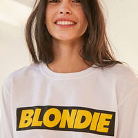 Blondie Long Sleeve Tee - Urban Outfitters