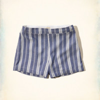 Girls Structured Tap Shorts | Girls Bottoms | HollisterCo.com