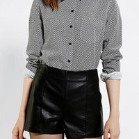 Urban Outfitters - Cooperative Floral Ditsy Oxford Shirt